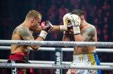 Mairis Briedis: būtu licis punktu boksam, ja uzvarētu Usiku