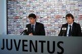 Jaunajā Itālijas futbola spēļu sarunāšanas skandālā nopratinās 13 klubu pārstāvjus