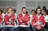 Fotoreportāža: Rīgas 'Dinamo' piektās sezonas prezentācija
