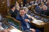Кучинскис пообещал, что его правительство обойдется без революций