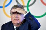SOK prezidents par Krievijas diskvalifikāciju: sodīt nevainīgus sportistus nebūtu ētiski
