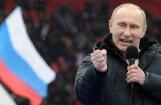 Путин: в 2012 году у нас не было проблем с правами человека