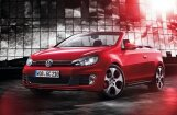 'VW' atklāj 'Golf GTI' kabrioletu