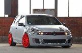 'Car Film Components' pārveidotais 'VW Golf GTI'