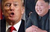 Pacietības ēra pret Ziemeļkoreju ir beigusies, brīdina Tramps