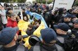 В Киеве и других городах Украины в ходе маршей