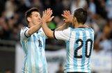 Uz Pasaules kausa labākā spēlētāja godu galvenokārt pretendē Vācijas un Argentīnas futbolisti