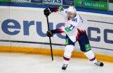 Video: pretinieki Malkinu KHL sagaida ar iespaidīgu spēka paņēmienu