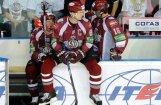 KHL Zvaigžņu spēles izlasē no 'Dinamo ' pagaidām iekļūtu tikai Ozoliņš