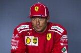 Raikonens sezonas beigās pametīs 'Ferrari' F-1 komandu un pāries uz 'Sauber'