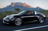 'Porsche 911 Targa' atgriežas ar klasisko atvāžamā jumta konstrukciju