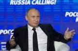 ASV izlūkdienesti: Putins centies palīdzēt Trampam prezidenta vēlēšanās