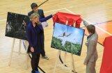 Londonas Olimpiskajām spēlēm veltītajā kalendārā skatāmi 14 sportistu bildes