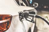 Viļņā un Tallinā degvielas cenas turpina kristies, Rīgā joprojām nemainās