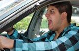 Autovadītāju braukšanas kultūra neuzlabojas, uzskata paši braucēji