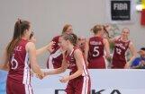 Сборная Латвии U-20 с третьего места вышлa в плей-офф чемпионата Европы