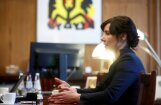 'Delfi TV ar Jāni Domburu': finanšu ministre Dana Reizniece-Ozola. Intervijas teksts