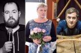 Lindu Mūrnieci sadusmo joks par Sibīriju; komiķi skaidro traci