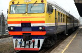 Прервано железнодорожное сообщение на участке от Саулкрасты до Скулте