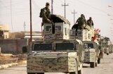 Bagdādei uzticība zaudēta – turpmāk jāaizstāvas pašiem, paziņo Kurdistānas premjers