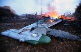 ФОТО: в Сирии сбит российский Су-25; пилот погиб (дополнено)