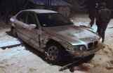 КУРЬЕЗНОЕ ВИДЕО: Два дрифтующих BMW врезались друг в друга