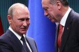 Путин и Эрдоган договорились ускорить поставки С-400 Турции