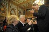 Ameriks ievēlēts par 'Gods kalpot Rīgai!' priekšsēdētāju, valdes sastāvā gandrīz visi bijušās LPP/LC domnieki