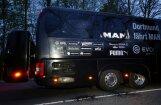 Uzbrukumā Dortmundes 'Borussia' varētu būt izmantotas armijas sprāgstvielas, ziņo laikraksts