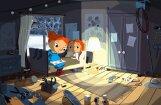 Riga IFF notiks animācijas filmas 'Bize un Neguļa' pirmizrāde