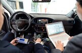 'Toyota' un 'Hyundai' izstrādā automobiļu mākslīgo intelektu
