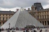 ФОТО: Лувр закрыт для посетителей из-за опасности наводнения