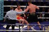 ВИДЕО: Поветкин нокаутировал британца и защитил два титула