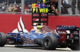 Vēbers ātrākais F-1 Lielbritānijas 'Grand Prix' posmā