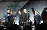 Foto: 'Prāta vētra' fanu pulkā nosvin jaunā albuma izdošanu