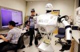 ASV inženieri prezentē pirmo īsto 'robokopu'