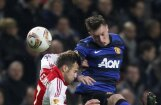 Mančestras klubiem uzvaras Eiropas līgas izbraukuma spēlēs