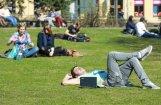 Lieldienas būs pavasarīgas un vasara būs silta, prognozē laika zīmju vērotājs