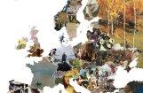 Ieskaties! Mākslas entuziasts izveidojis Eiropas valstu slavenāko mākslas darbu karti