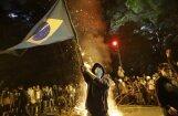 Бразильские анархисты разгромили крупнейший автовокзал