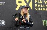 'World RX' līdzjutēju mīlule Magda Andersone nākamsezon brauks ar 'Supercar'