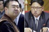 Čenuna pusbrāļa slepkavību pasūtījis pats Ziemeļkorejas diktators, uzskata izlūki
