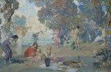 Parīzē atklās latviešu glezniecības klasiķim Rozentālam veltītu izstādi