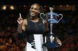Serēna Viljamsa kļūst par 'Grand Slam' tituliem bagātāko tenisisti atklātās ēras laikā