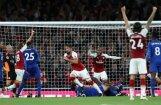 'Arsenal' premjerlīgas atklāšanas mačā septiņu vārtu spēlē izrauj uzvaru pār Lesteras 'City'