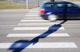 В Риге перестроят пешеходные переходы — за год уйдет до 280 000 евро