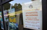 Atkārtotajā balsošanā Ķekavas iecirknī līdz pusdienlaikam piedalījušies 12% vēlētāju
