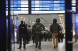 Неизвестный с топором напал на людей в Дюссельдорфе (+фото)