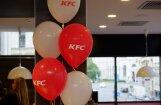 Par higiēnas prasību pārkāpumiem KFC piemērots 400 eiro sods