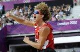Samoilovs/Sorokins praktiski nodrošina iekļūšanu Londonas Olimpiādes astotdaļfinālā